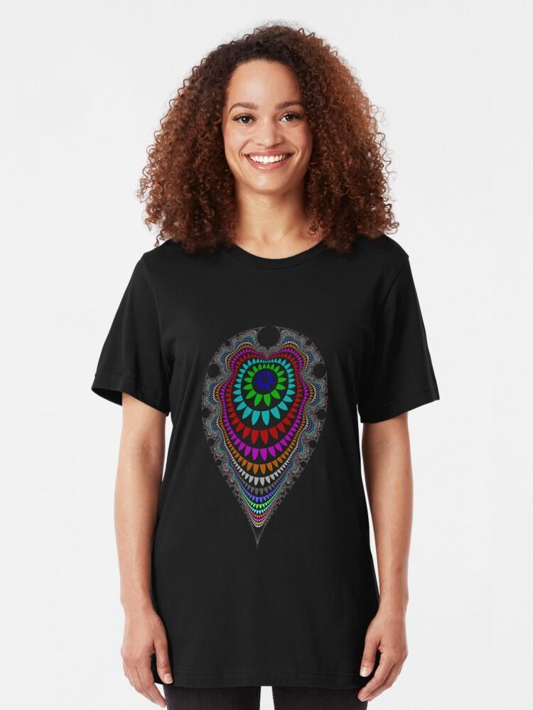 Alternate view of For Eva Slim Fit T-Shirt