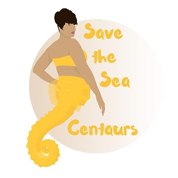 Save the Sea Centaur by MogPlus