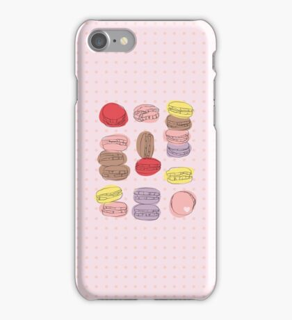 Macaron Amour iPhone Case/Skin