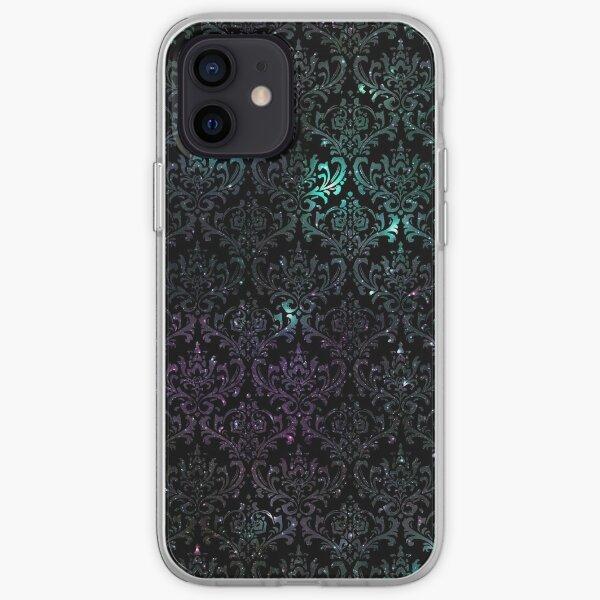 Damask Galaxy - Mermaid iPhone Soft Case