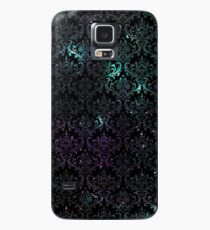 Damask Galaxy - Mermaid Hülle & Klebefolie für Samsung Galaxy