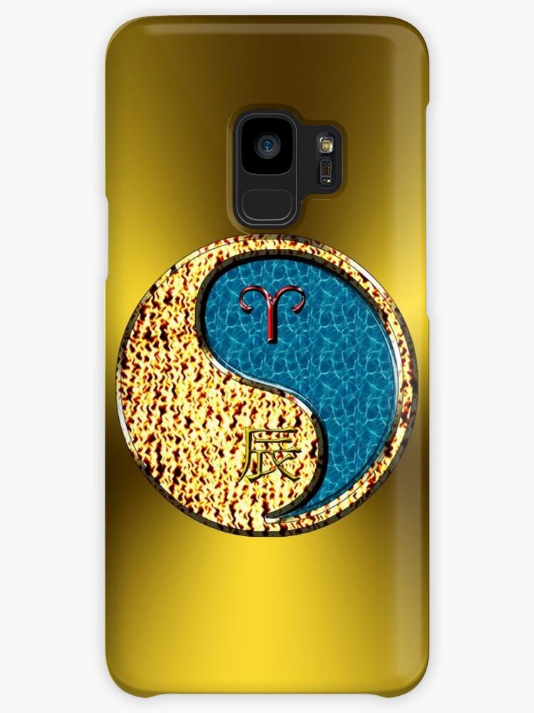 Aries & Dragon Yang Water by astrodesigner75
