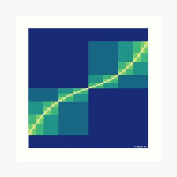 Riemann Valley Art Print