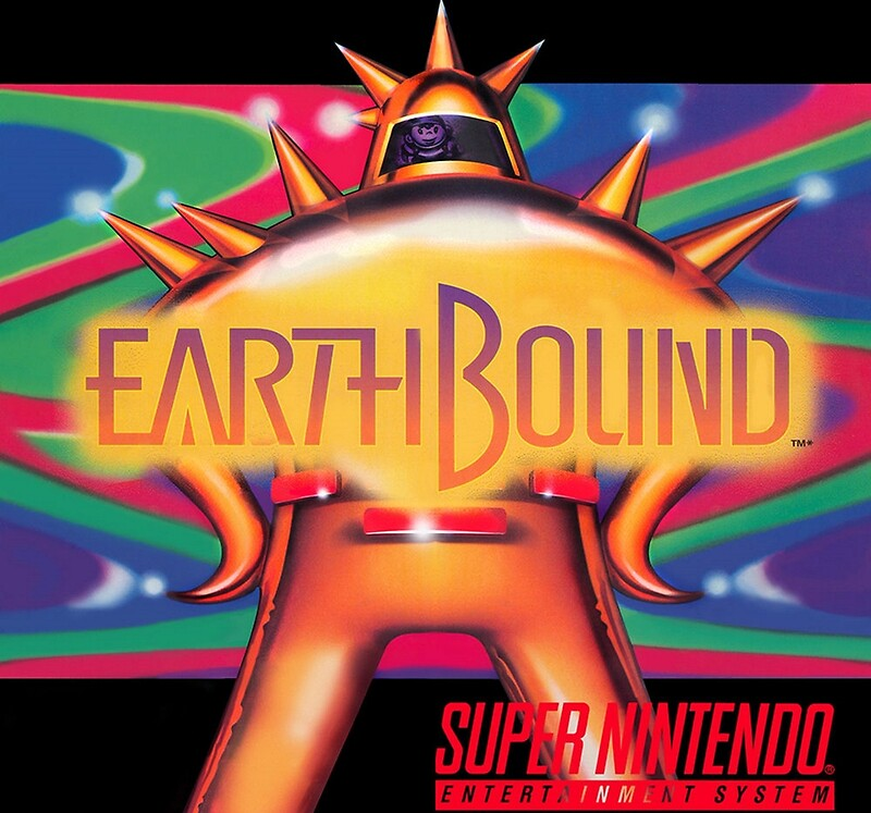 """Earthbound & Down"" By MrPoop"