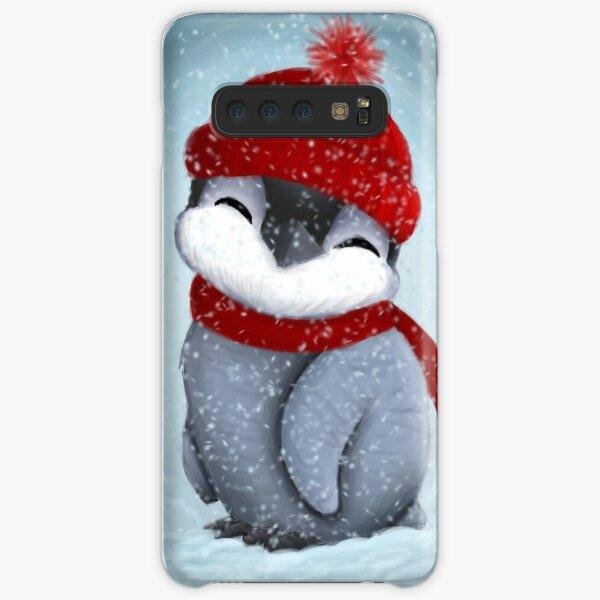 Pingüino bebé Funda rígida para Samsung Galaxy