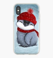 Baby-Pinguin iPhone-Hülle & Cover