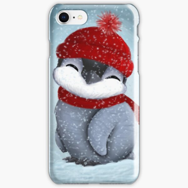 Baby penguin iPhone Snap Case