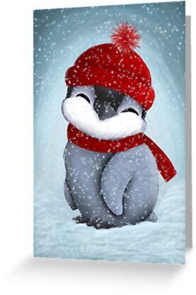 «Pingüino bebé» de buttsp8jr