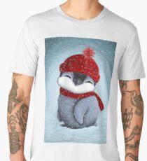 Baby penguin Men's Premium T-Shirt