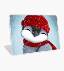 Baby penguin Laptop Skin