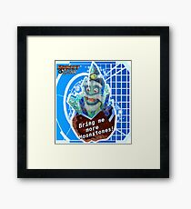 Ratchet and Clank - Moonstones Framed Print