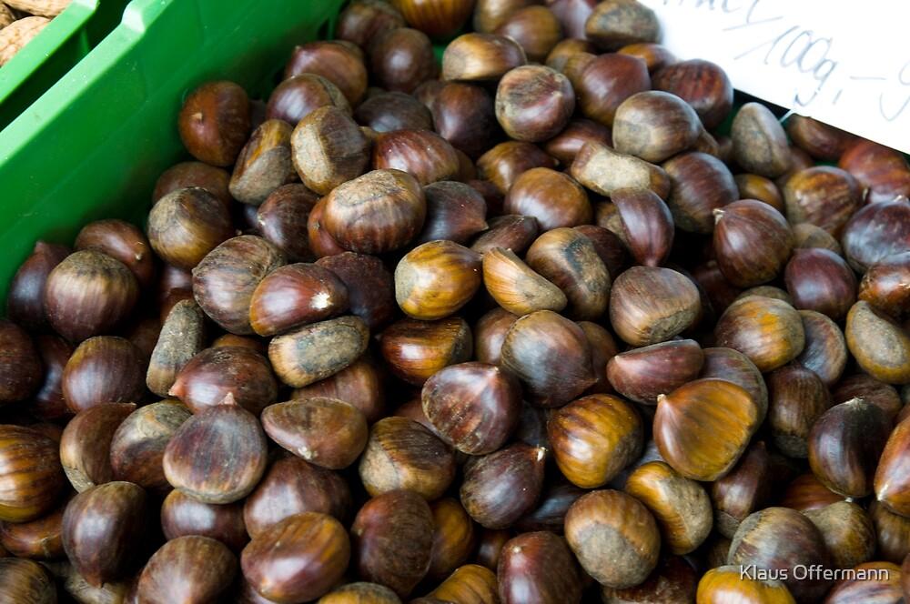 Sweet chestnuts  by Klaus Offermann