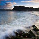 Fish Hoek Beach  by louishiemstra