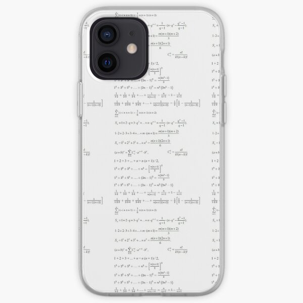 Writings iPhone Soft Case