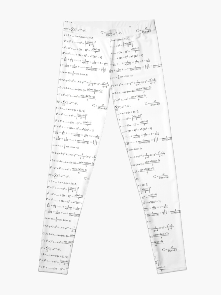 Alternate view of Writings Leggings