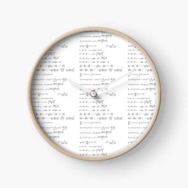 Writings Clock