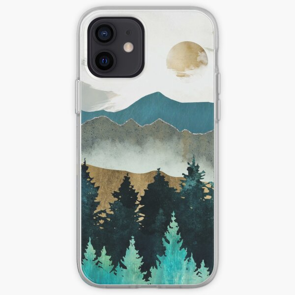 Forest Mist iPhone Soft Case