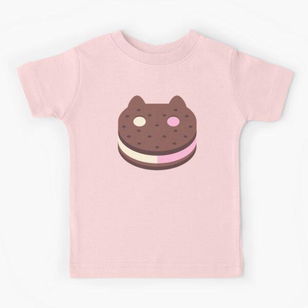 Cookie Cat Kids T-Shirt