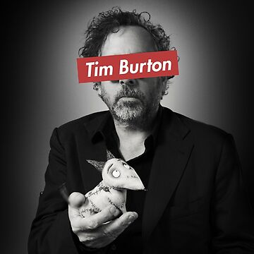 Tim Burton by AgustiLopez