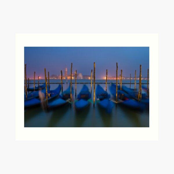 Venice, Italy. Art Print