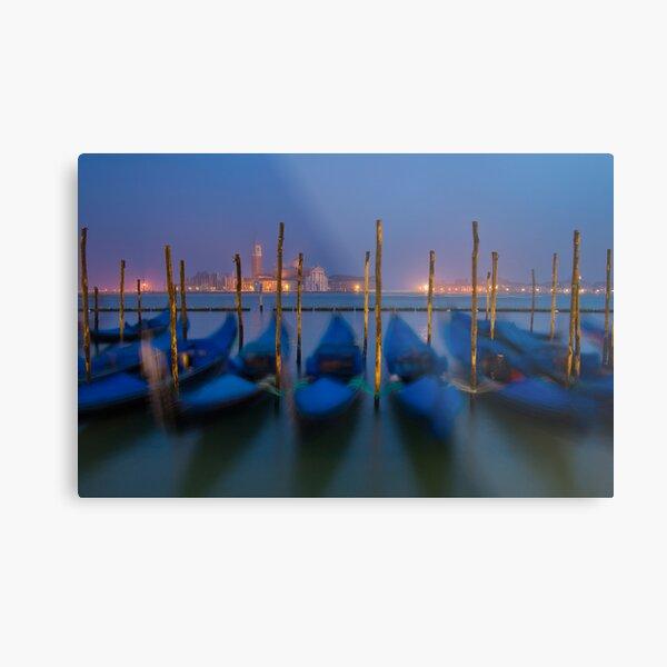 Venice, Italy. Metal Print