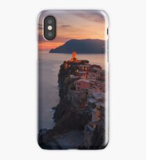 On the edge of Italy iPhone Case