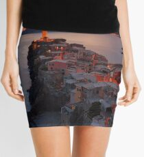 On the edge of Italy Mini Skirt