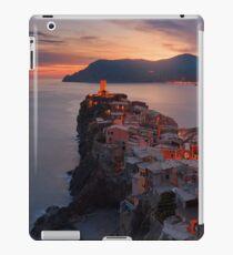 On the edge of Italy iPad Case/Skin