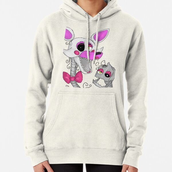 Five Nights at Freddy's- The Mangle Pullover Hoodie