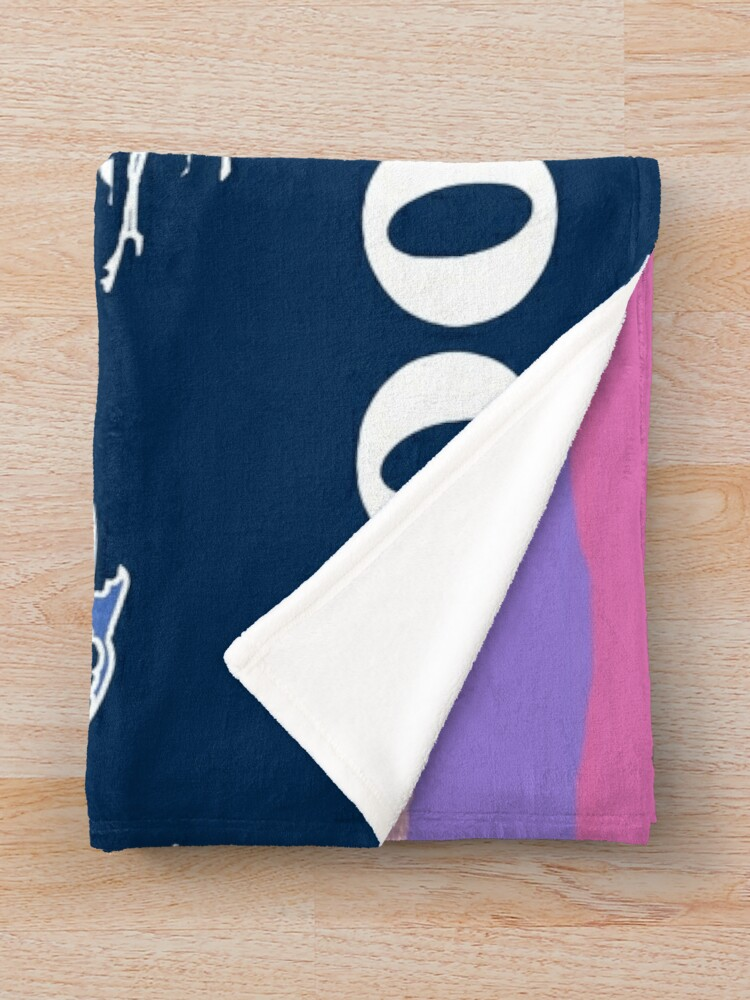Alternate view of Good Vibes Throw Blanket