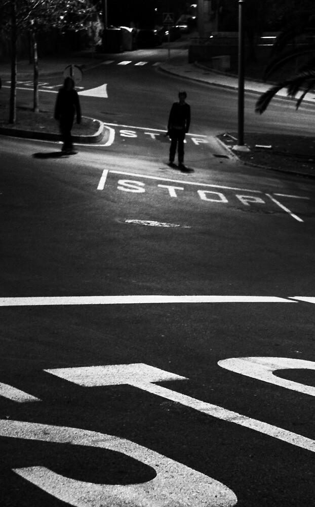 STOP STOP STOP by Philip  Rogan