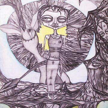 The Silver Fox by Berad