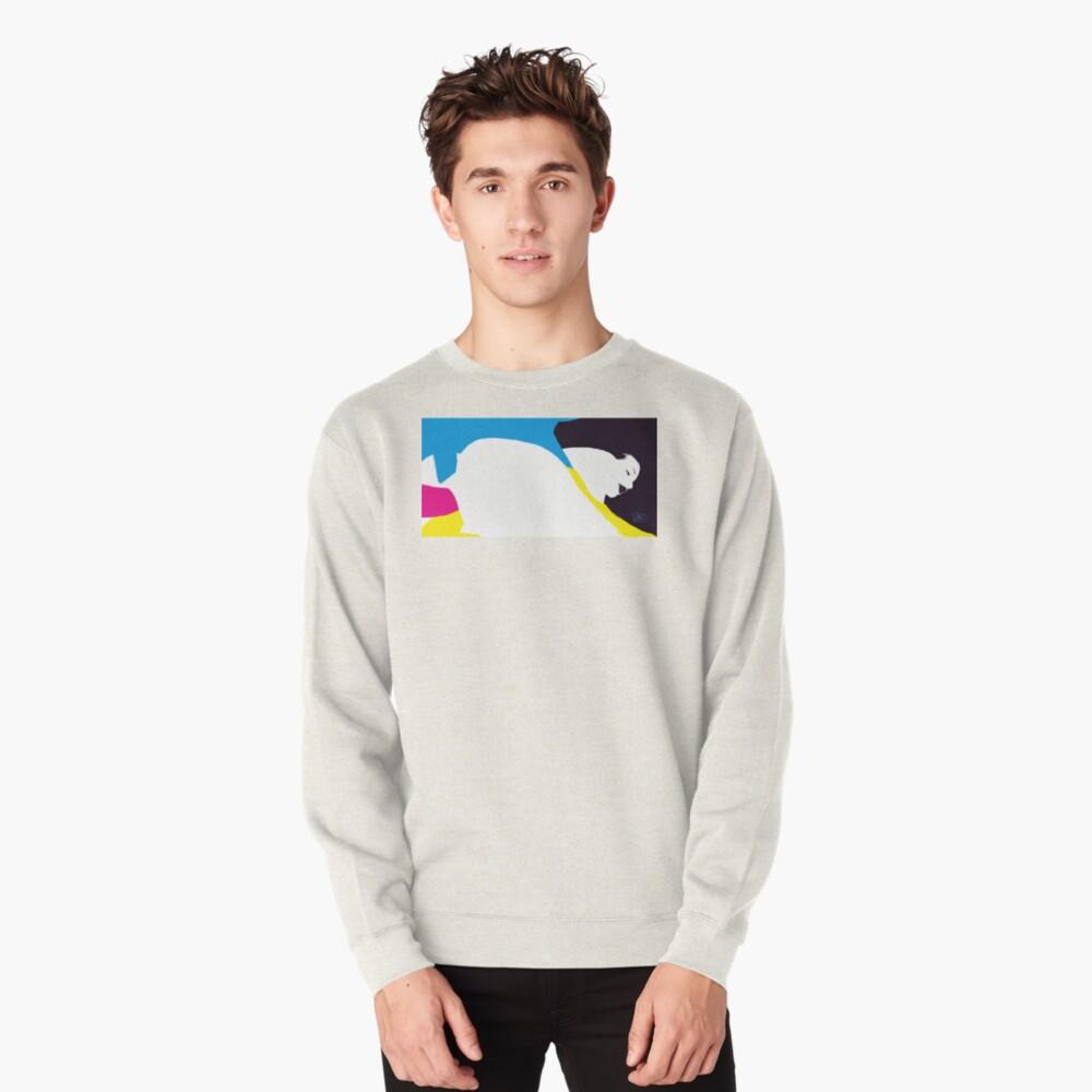 quadricromia quattro Pullover Sweatshirt