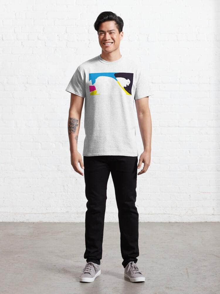 Alternate view of quadricromia quattro Classic T-Shirt