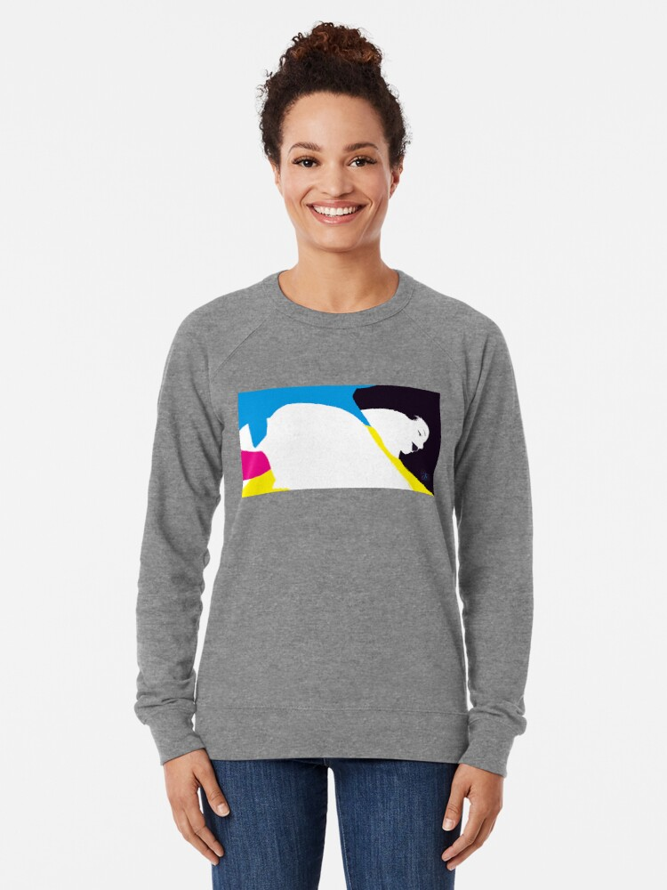 Alternate view of quadricromia quattro Lightweight Sweatshirt