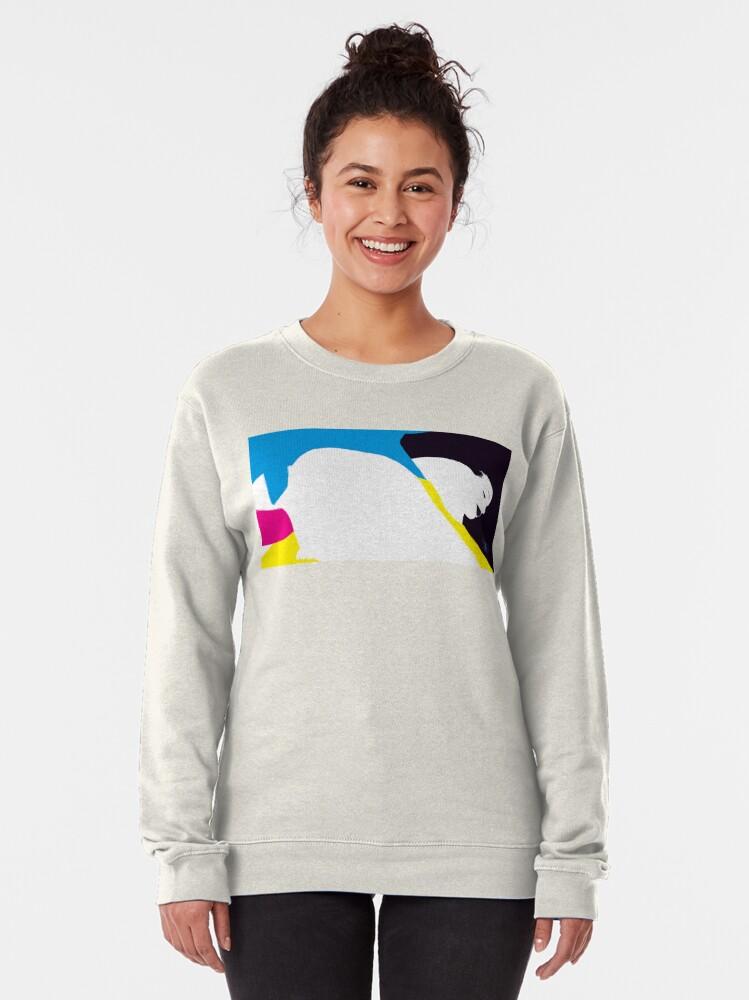 Alternate view of quadricromia quattro Pullover Sweatshirt