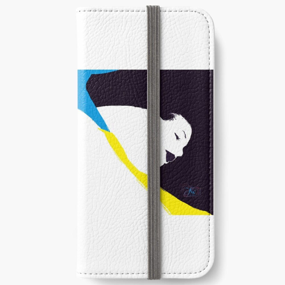 quadricromia quattro iPhone Wallet