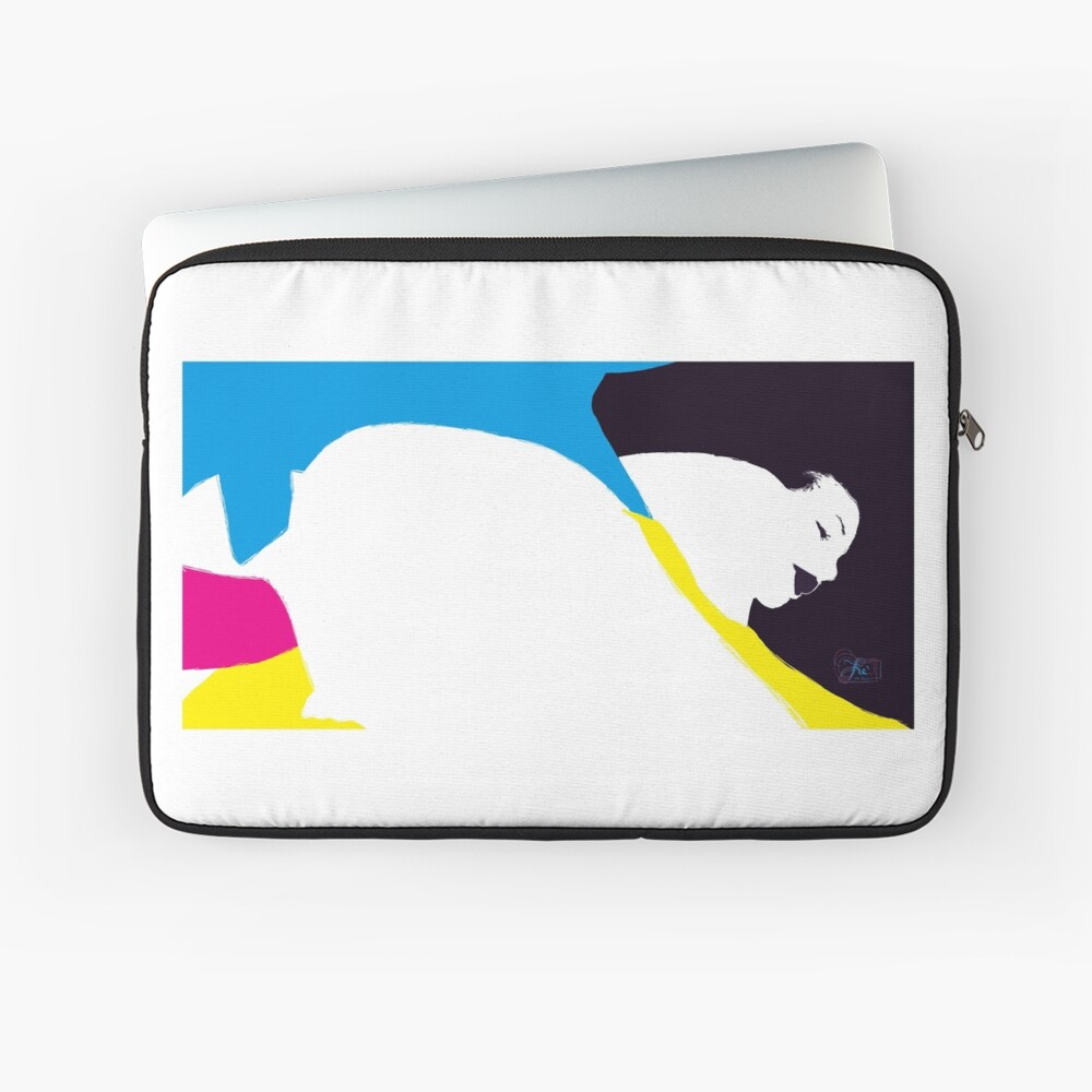 quadricromia quattro Laptop Sleeve