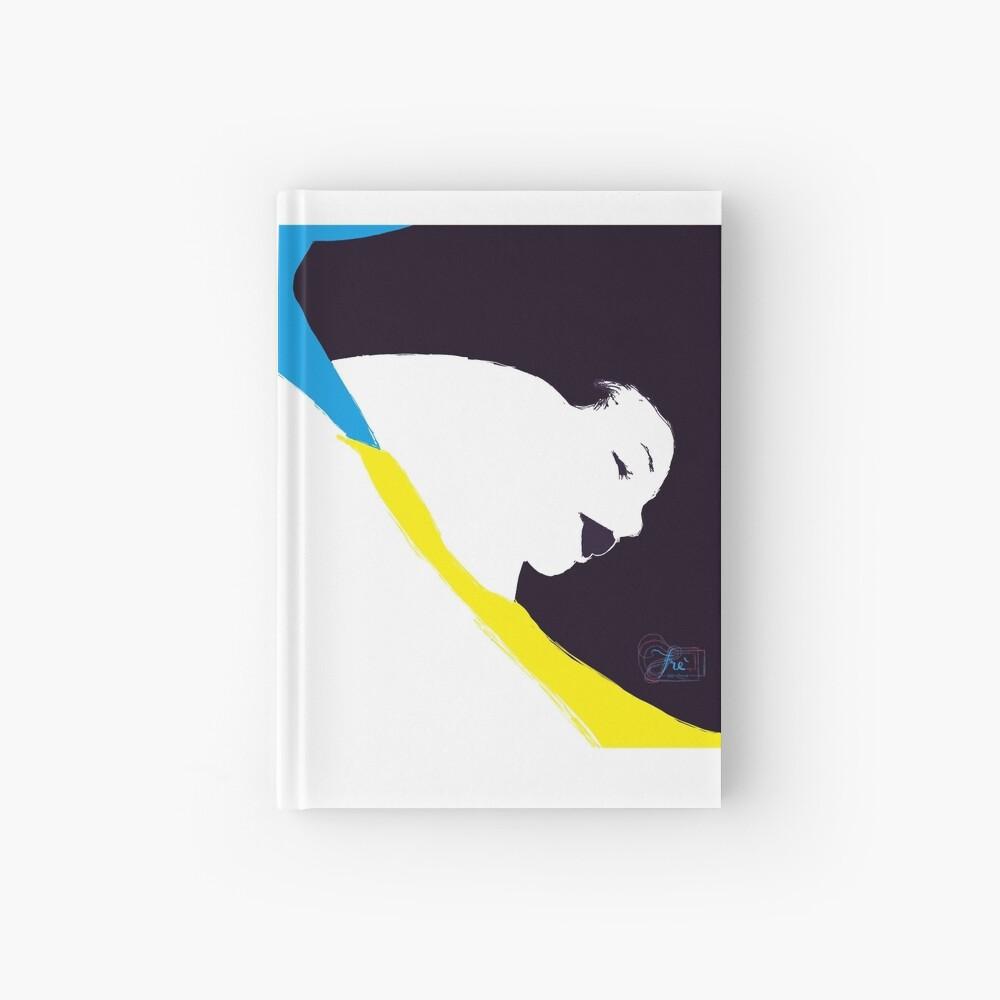 quadricromia quattro Hardcover Journal