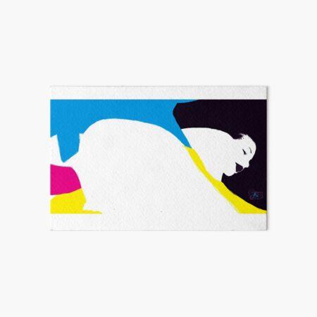 quadricromia quattro Art Board Print