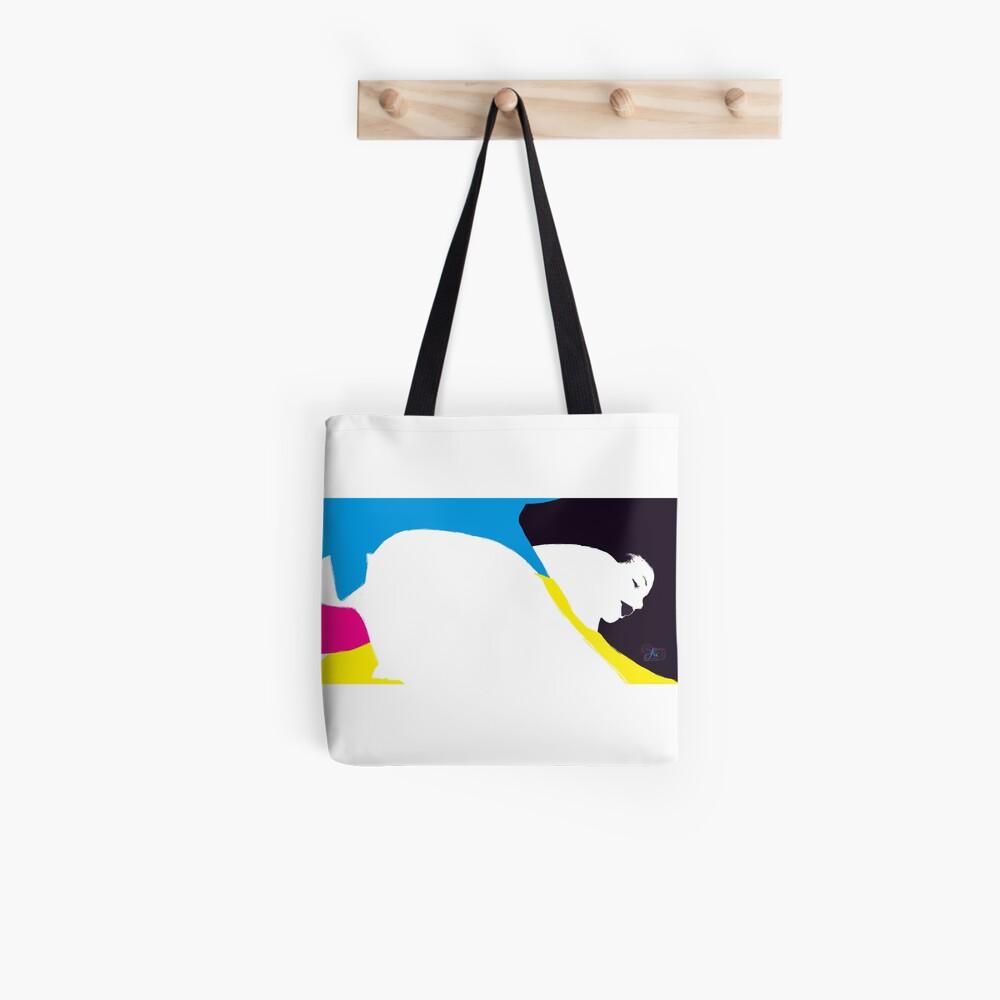 quadricromia quattro Tote Bag