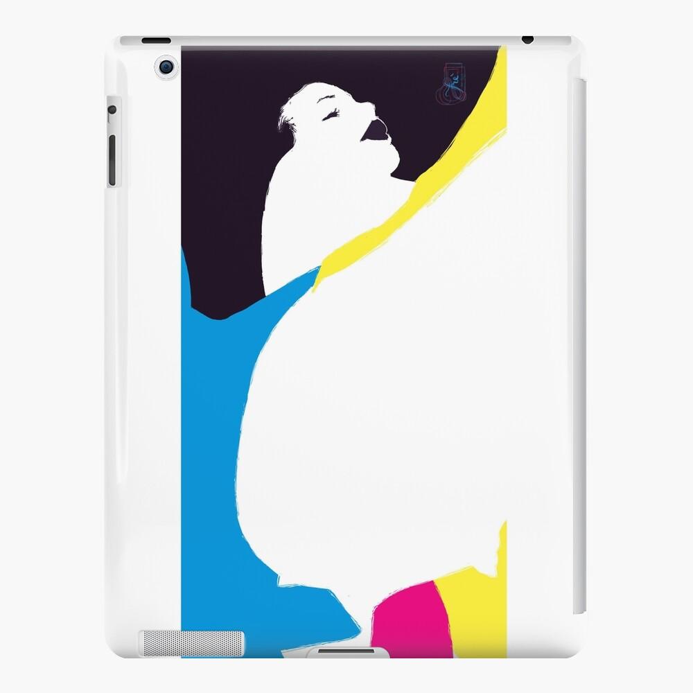 quadricromia quattro iPad Case & Skin