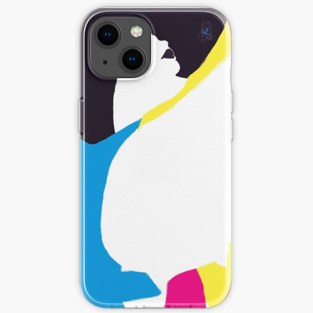 quadricromia quattro iPhone Case