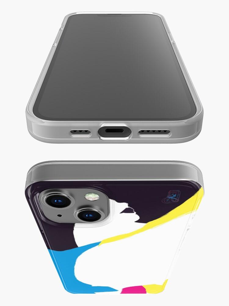 Alternate view of quadricromia quattro iPhone Case