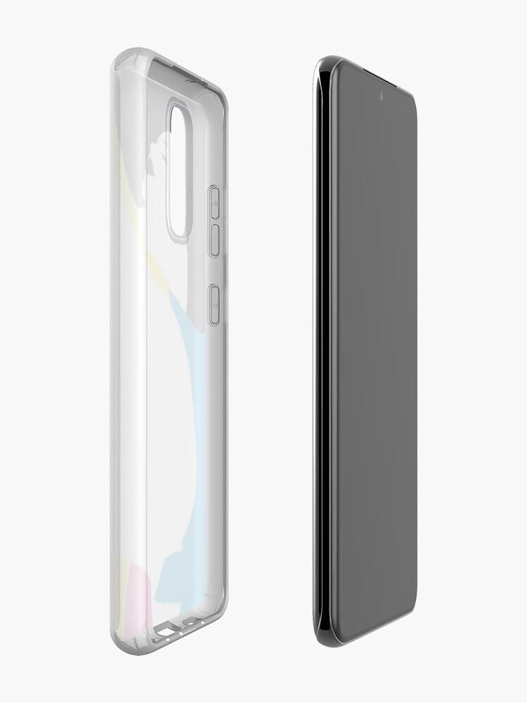 Alternate view of quadricromia quattro Case & Skin for Samsung Galaxy