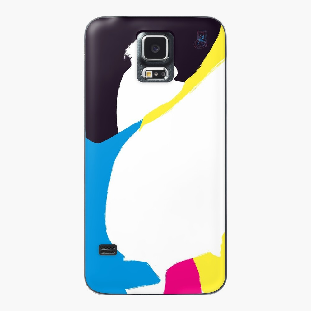 quadricromia quattro Case & Skin for Samsung Galaxy