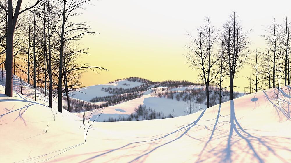 Rolling Grounds Winter by HowieFarkes
