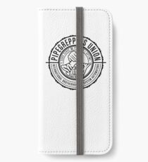 International Brotherhood of System Automators iPhone Wallet/Case/Skin