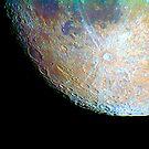 lunar south region by 3rdrock