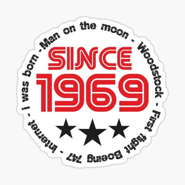 1969 Sticker